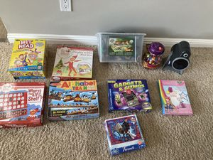 Games/ puzzles/ toys for Sale in Santee, CA