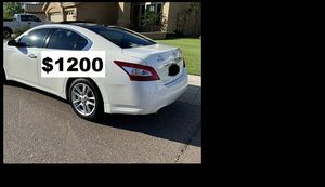 $1200 MAxima SV for Sale in Raleigh, NC