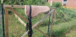 Bare back saddle pad for Sale in Lynchburg, VA