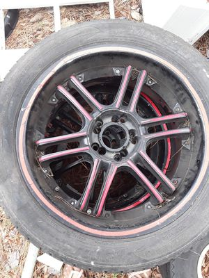 3 RIMS for Sale in Wilson, NC