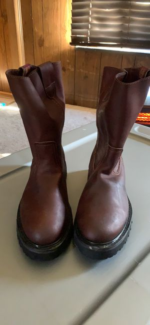 Brown work boot $50 obo for Sale in Angier, NC