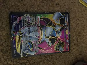 pokemon Hoopa unbound full art for Sale in North Las Vegas, NV