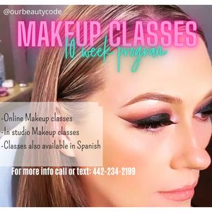 Makeup Classes for Sale in Palm Desert, CA