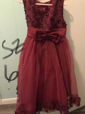 Girls formal dress for Sale in Marquette, MI