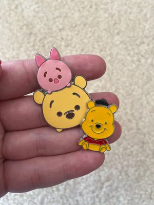 Winnie the Pooh Disney authentic pins for Sale in Federal Way, WA
