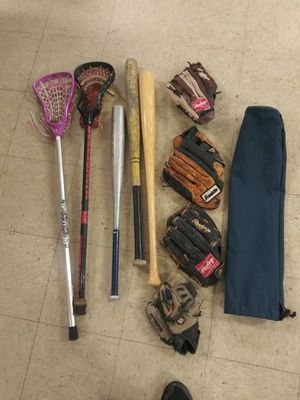 Sports Bundle for Sale in Norfolk, VA