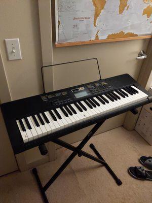 Casio CTK-2400 keyboard for Sale in Seattle, WA