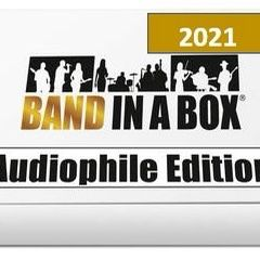 Band In A Box 2021 Audiophile Edition For Windows for Sale in Fife, WA