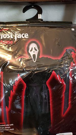 Ghost Face - Scream Halloween Costume for Sale in Arlington, TX