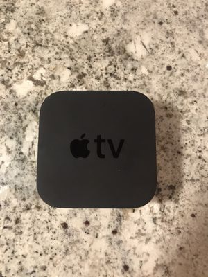 Apple TV (4th Edition) for Sale in New Orleans, LA