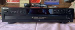 Sony Five CD player mint condition for Sale in Parkland, FL