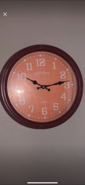 Antique clock for Sale in Killeen, TX
