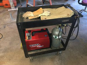 Lincoln Electric Welding Set for Sale in Akron, OH