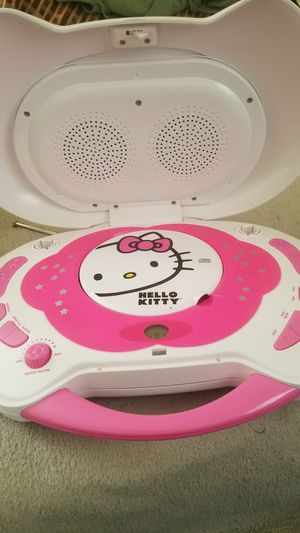 Hello Kitty CD player for Sale in Lake View Terrace, CA