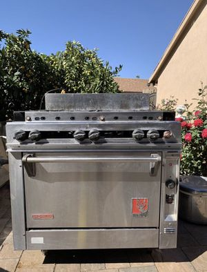 Wolf snorkler stove restaurant appliances equipment for Sale in Los Angeles, CA