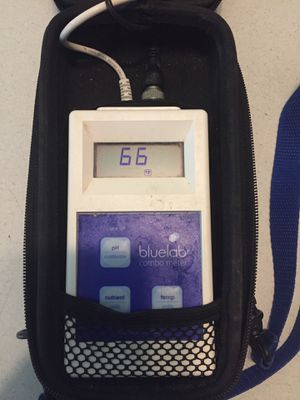 Blue lab combo meter ph ppm temp for Sale in Marysville, WA
