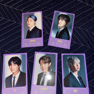 BTS Message Card for Sale in Los Angeles, CA