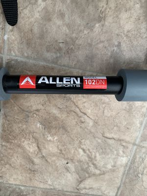 Bike rack for 2 bikes Allen Sports new never used for Sale in Richmond, CA