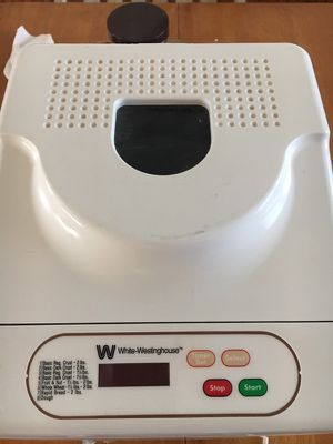 Bread maker - Westinghouse for Sale in Goldsboro, PA