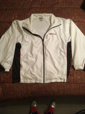 Vintage Reebok track jacket size xl for Sale in Dallas, TX