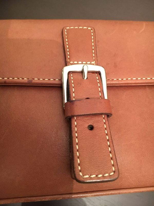 Coach Brown Leather Purse