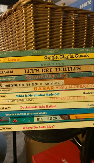 Children books $1 each or 13 for $10 for Sale in Fort Myers, FL