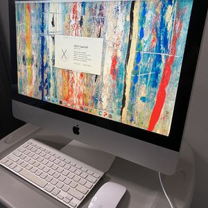 iMac desktop Late 2009 8gb with Keyboard And Mouse for Sale in Boynton Beach, FL