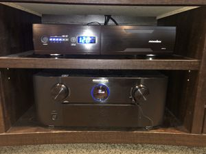Surround sound 5.1 Bowers & Wilkins, Marantz receiver and Panamax for Sale in Fredericksburg, VA