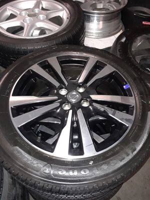 Nissan Sentra rims Versa rims Altima rims Nissan Wheels Altima Wheels Sentra Wheels Versa Wheels many more for Sale in South El Monte, CA
