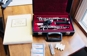Yamaha Student Oboe Great Condition with additional items for Sale in Chicago, IL