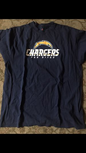 SAN DIEGO CHARGERS MENS XL T SHIRT for Sale in Huntington Beach, CA