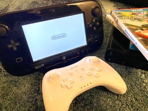 Nintendo WiiU 32 GB Deluxe Set for Sale in Cupertino, CA