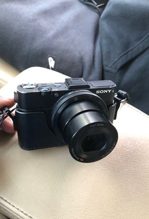 Sony digital camera for Sale in Washington, DC