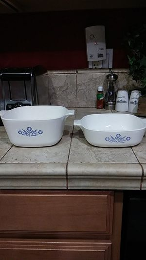 CorningWare $12 for both for Sale in Cypress, CA