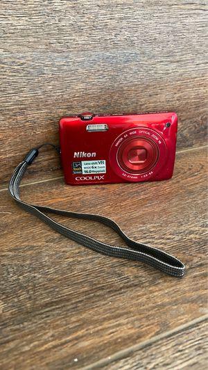 Nikon Coolpix S4300 Digital Camera for Sale in Rancho Cucamonga, CA