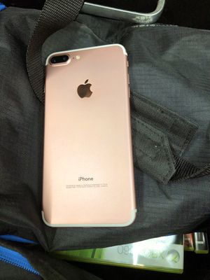 128GB Rose Gold iPhone 7 Plus Factory Unlocked (7+ Pink). for Sale in New York, NY