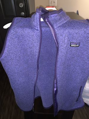 Patagonia better sweater vest XS for Sale in Houston, TX