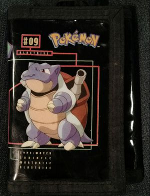 Pokemon Wallet for Sale in Salt Lake City, UT