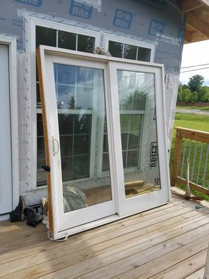 Fiberglass sliding door for Sale in Alexandria, VA
