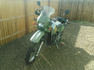 2002 Kawasaki KLR 650 - lowering kit/extras included for Sale in Phoenix, AZ