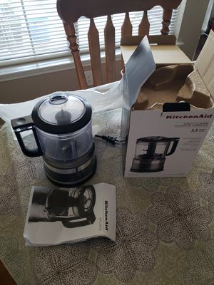 Kitchen Aid Food chopper for Sale in Coppell, TX