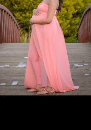 Maternity shoot dress for Sale in Sunnyvale, CA