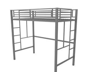 Kid zone Twin Loft Bunk bed for Sale in Detroit,  MI