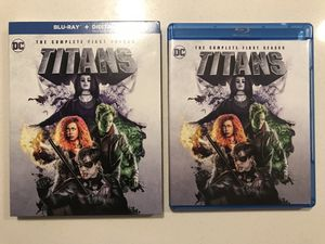 Titans(Season 1) Bluray for Sale in Aurora, CO