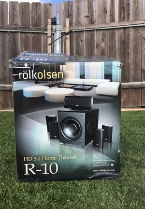 Rölkolsen Home Theater for Sale in National City, CA