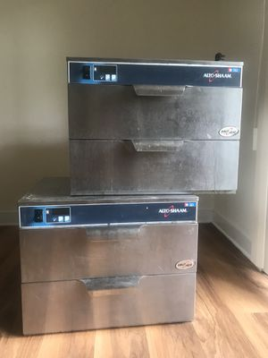 ALTO SHAAM FOOD WARMER COMMERCIAL FOR for Sale in Alexandria, VA