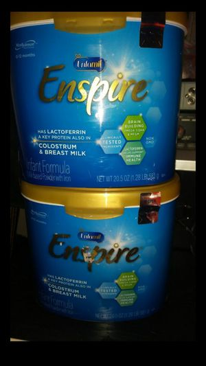 Enfamil enspire for Sale in Kent, WA