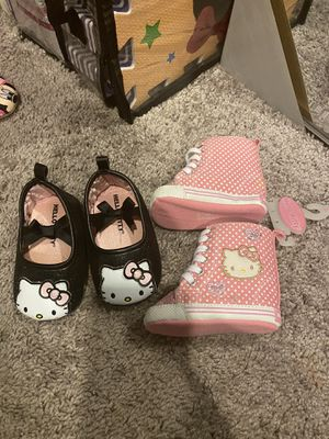 9-12months hello kitty shoes for Sale in Melvindale, MI