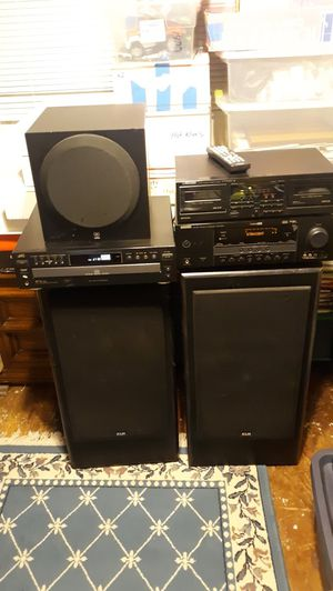 Home stereo system. Yamaha,Pioneer, JVC for Sale in Everett, WA