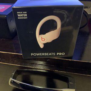 Beats By Dre Power Beats Pro (wireless) for Sale in Manassas, VA